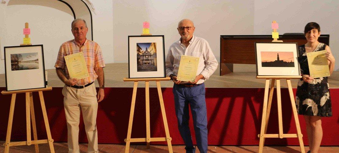 Jérica entrega los premios de fotografía