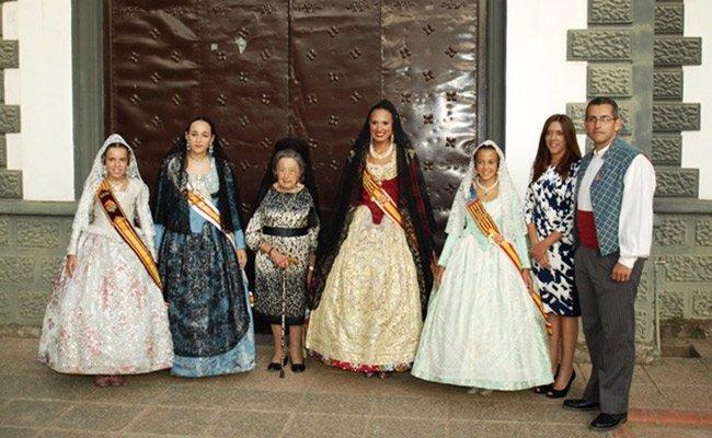 Centenario de la Mare de Déu en Navajas