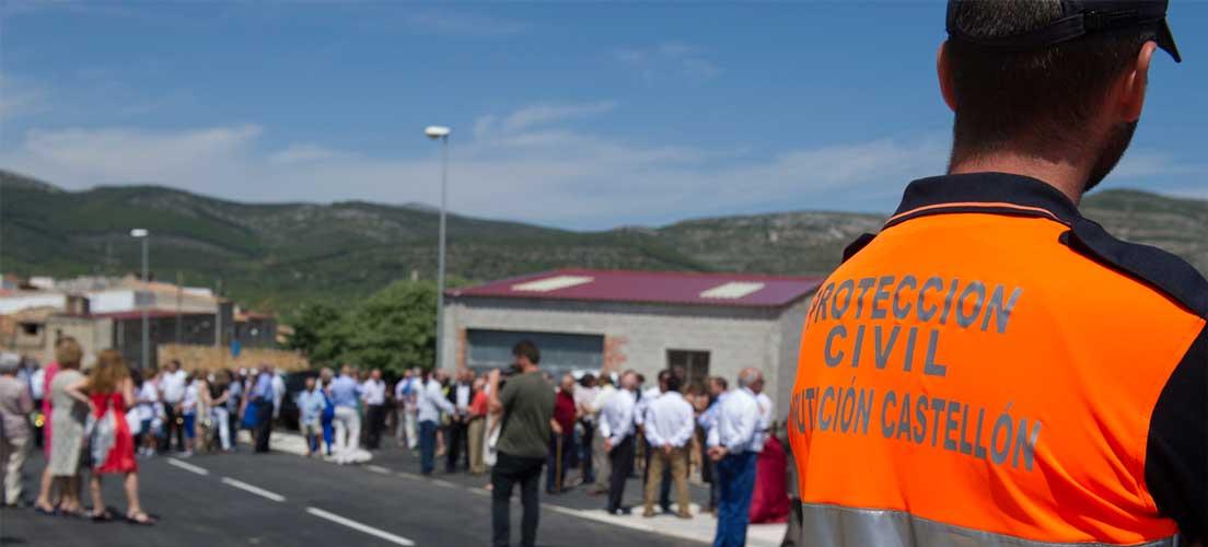 Protección Civil en Navajas
