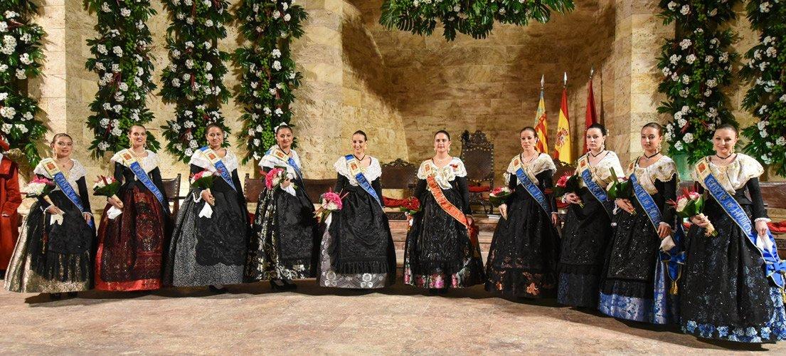 Proclamación Reina Mayor de Segorbe