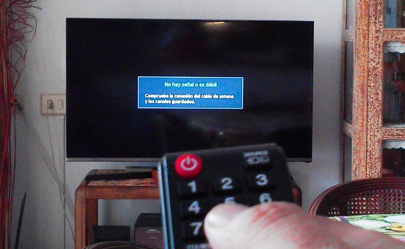 La Vall y Algimia recuperan la señal de televisión