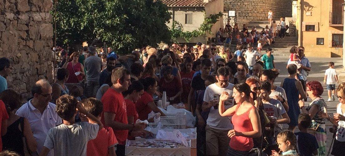 Jérica celebra San Roque