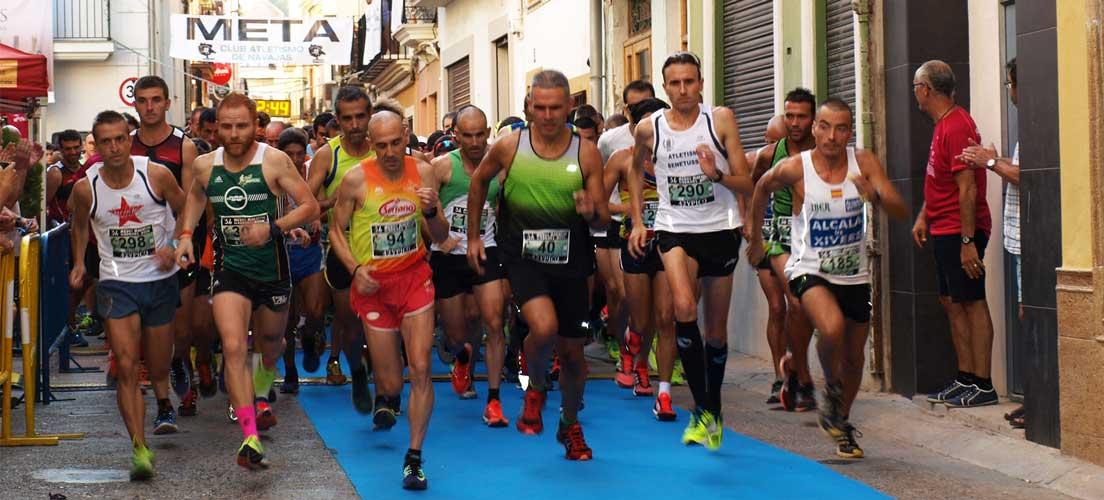 Resultados Media Maratón Navajas