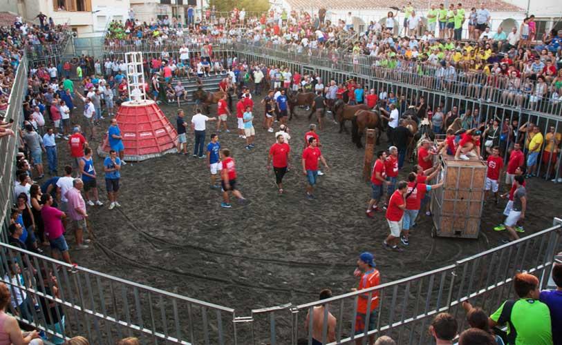 Viver llena la nueva plaza de toros