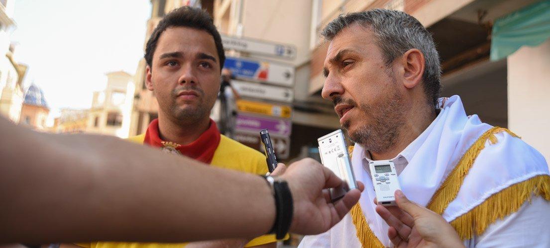"""El alcalde valora de """"estupenda"""" la Semana de Toros"""