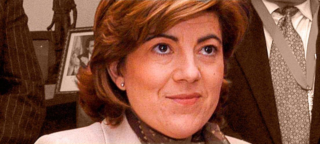 Olga Raro y las bacterias