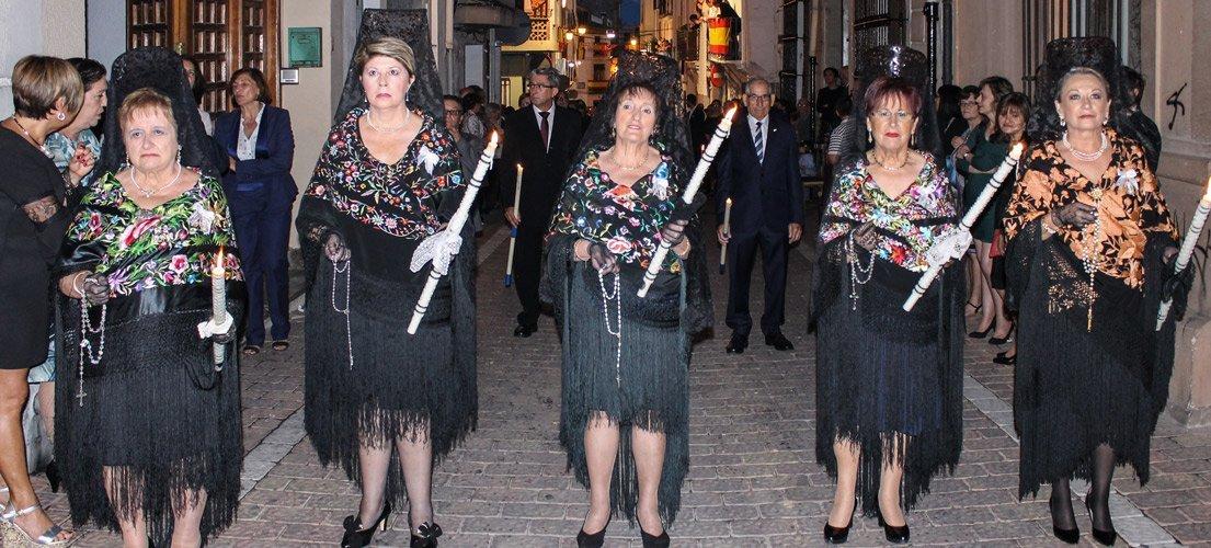 Los alturanos celebran la festividad de su patrona