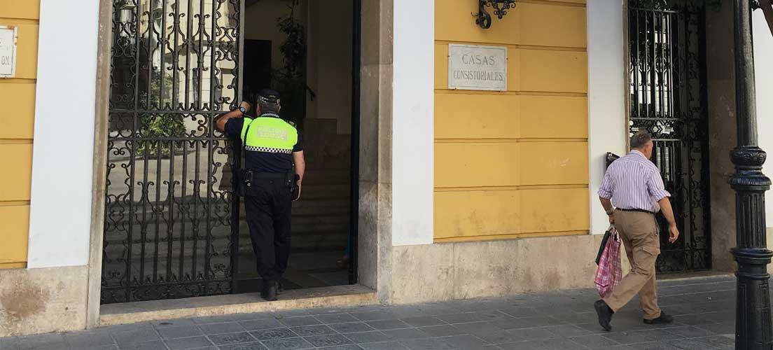 CCOO denuncia que la seguridad en Segorbe está bajo mínimos