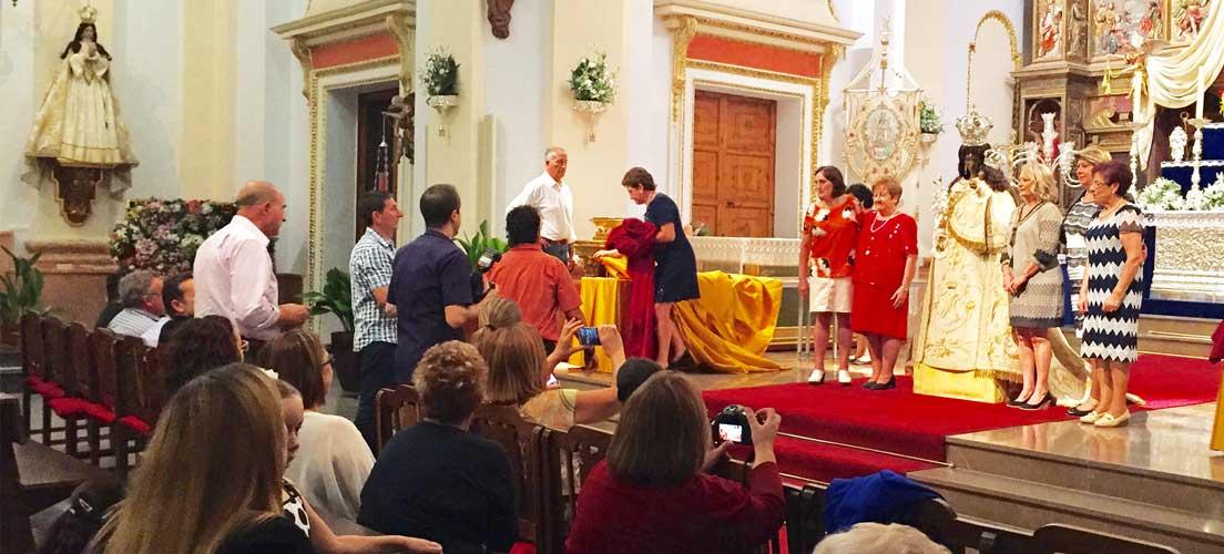 Altura celebró San Miguel y la Virgen de Gracia