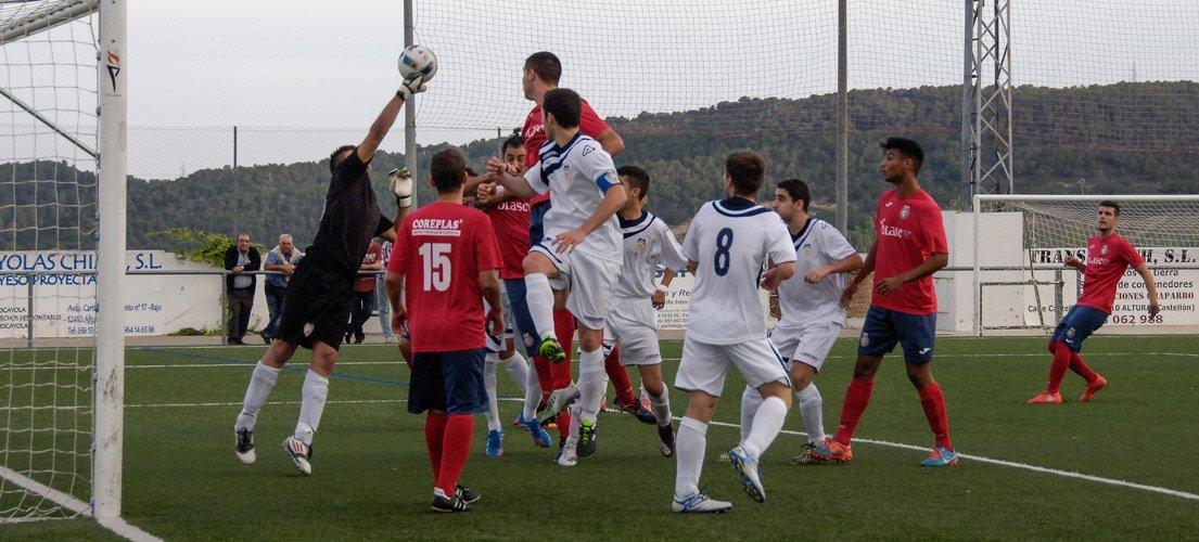 El CD Altura derrota al Segorbe con un 2-1