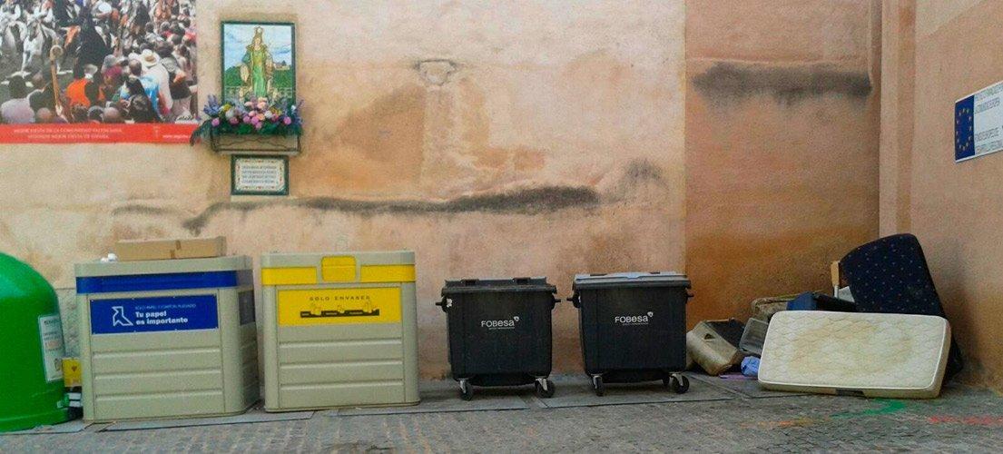 La falta de mantenimiento se hace crónica en Segorbe