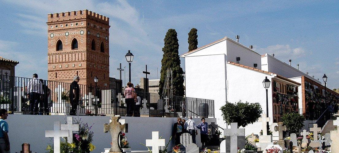 Eliminan humedades en el cementerio de Segorbe