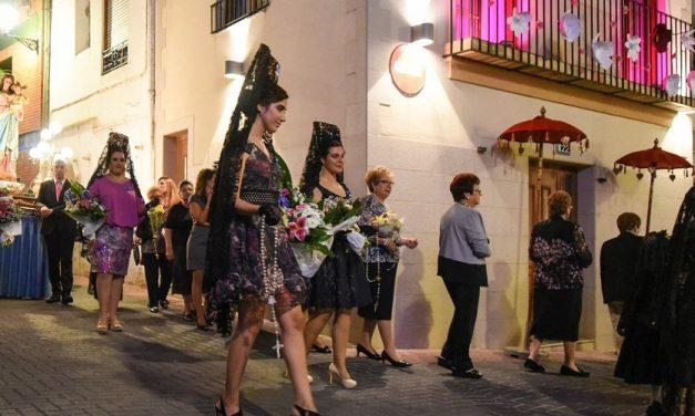 Inicio de las Fiestas del Rosario en Castellnovo