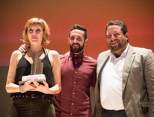 La segorbina Anna Juesas acaparó los premios de Cortometrando