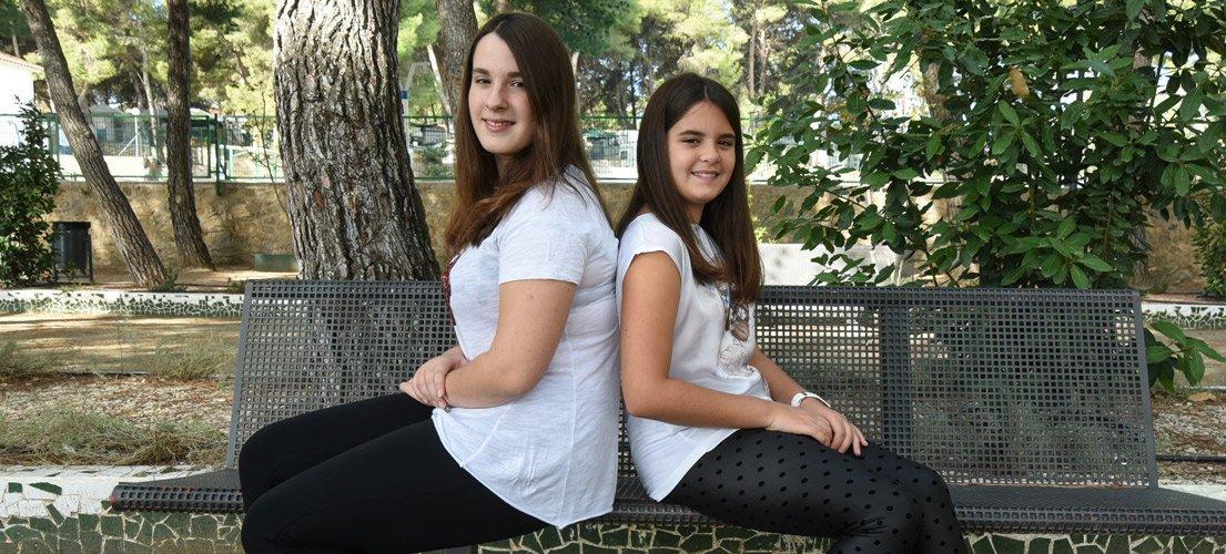 Dos hermanas de Altura ganan 8 premios de música