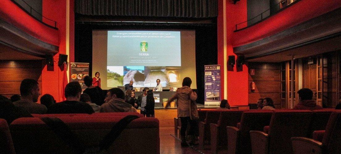 Estudio de las energías renovables en el Teatro Serrano