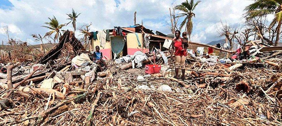 #EmergenciaHaiti
