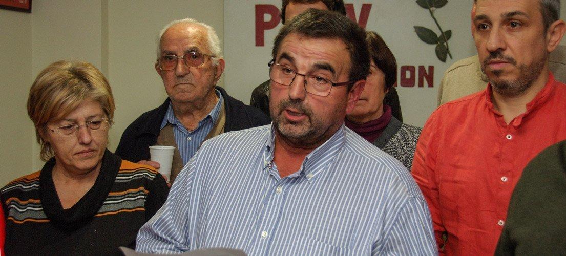 El PSPV de Segorbe ratifica la decisión de Magdalena de apartar a Pérez