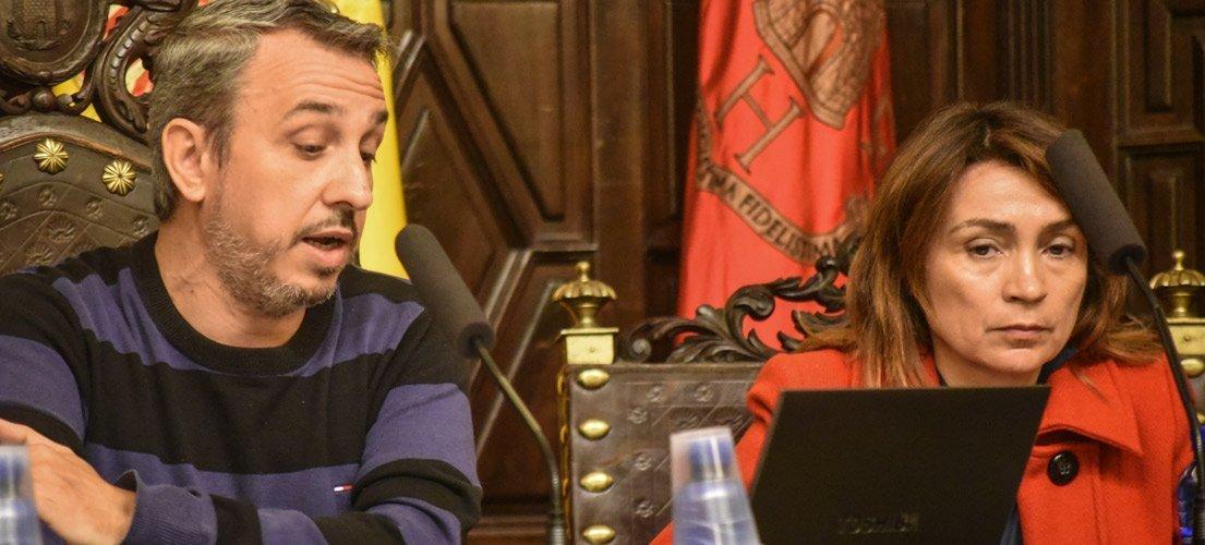 Magdalena despoja de concejalías a Mercedes Pérez