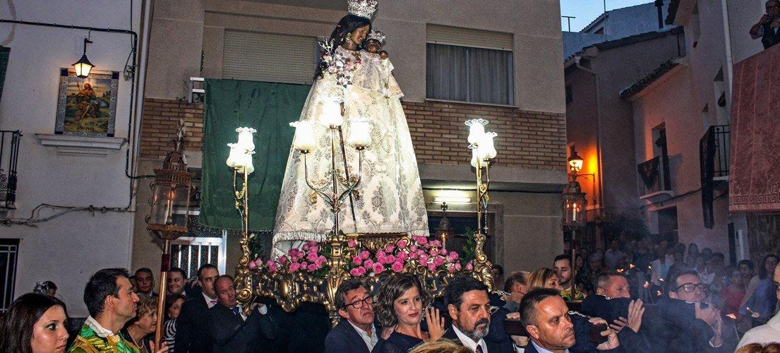 Rosario de la Virgen de Gracia