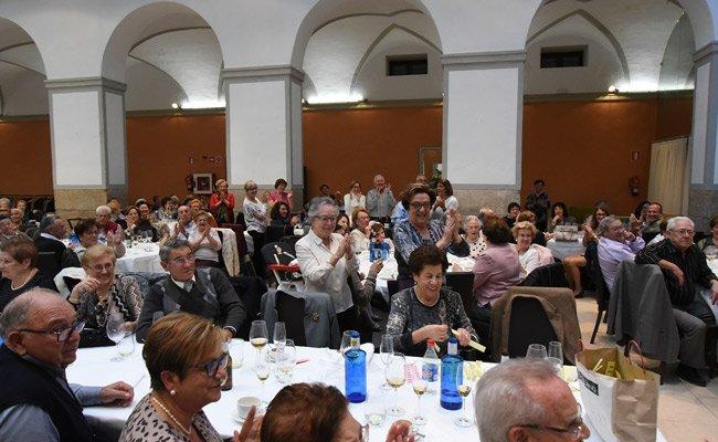 Homenaje a los nonagenarios en la Semana del Jubilado