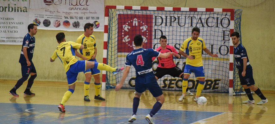 El fútbol sala Segorbe viaja a Zaragoza