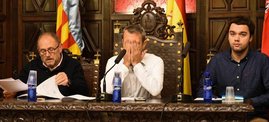 La dimisión de Pedro Gómez planea sobre Segorbe