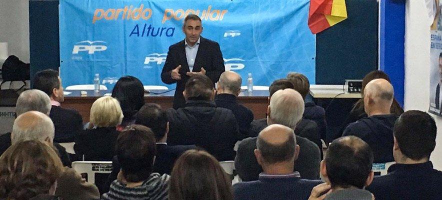 Reunión en Altura para hablar de discriminación lingüística