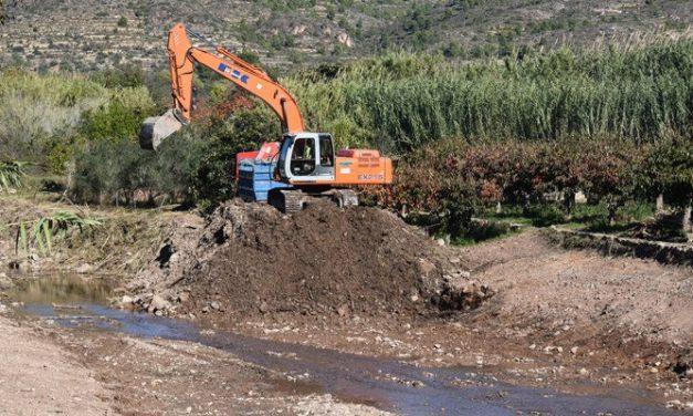 Peñalba quiere recuperar el río Chiquico