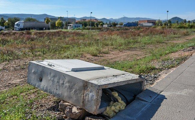 Actos vandálicos en el S-1 de Segorbe