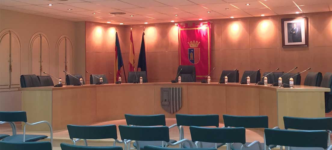 Altura celebra un pleno sobre el estado del municipio