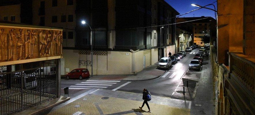 Segorbe invierte 98.000 € para reducir un 6% el consumo eléctrico