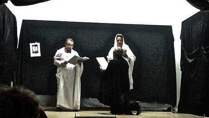 Don Juan Tenorio cobra vida en Navajas