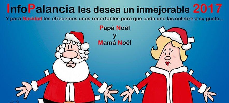 InfoPalancia te desea Felices Fiestas