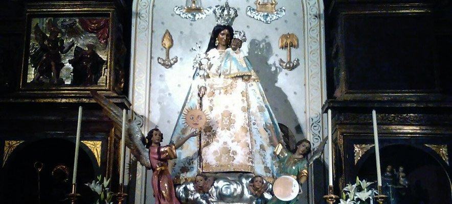 Elección de Camareras y Llevadores de la Virgen de Gracia