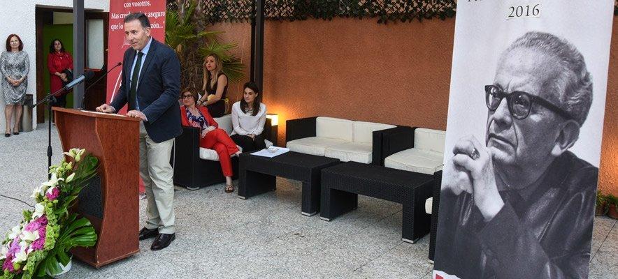 Diputación dedica 30.000 € a la Fundación Max Aub