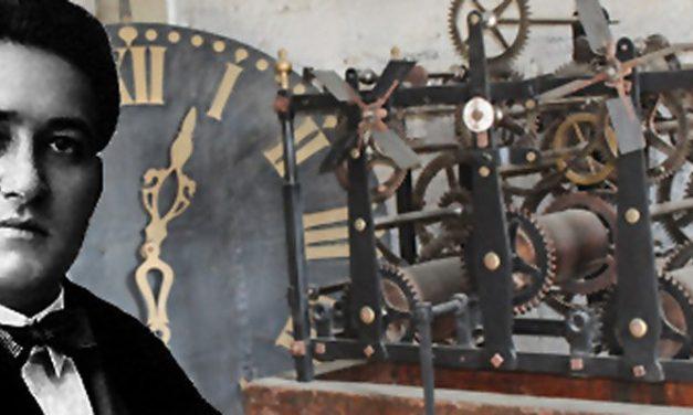 El relojero Tena y el tenor Fleta