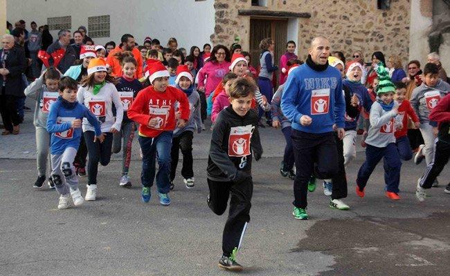 500 escolares solidarios se dan cita en Jérica