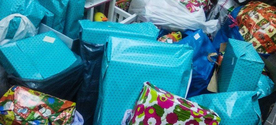 Altura recoge juguetes no bélicos ni sexistas para los niños necesitados