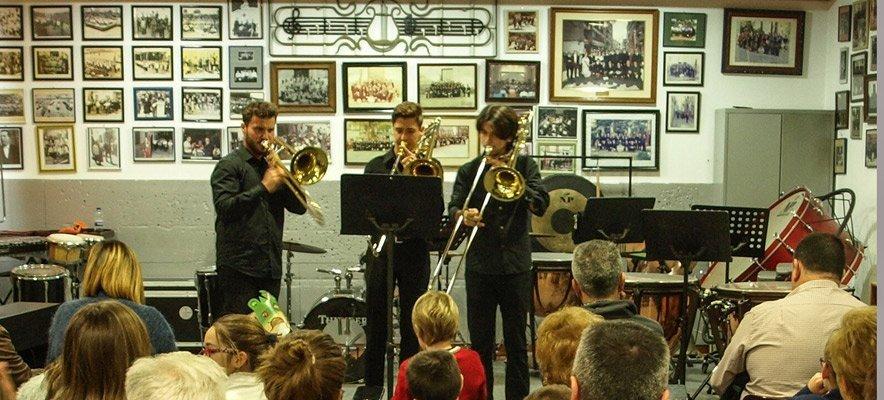 Diputación destina 250.000 € a las escuelas de música