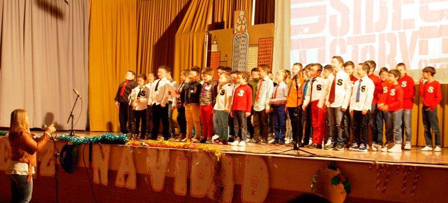 El CRA Palancia-Espadán celebra la Navidad