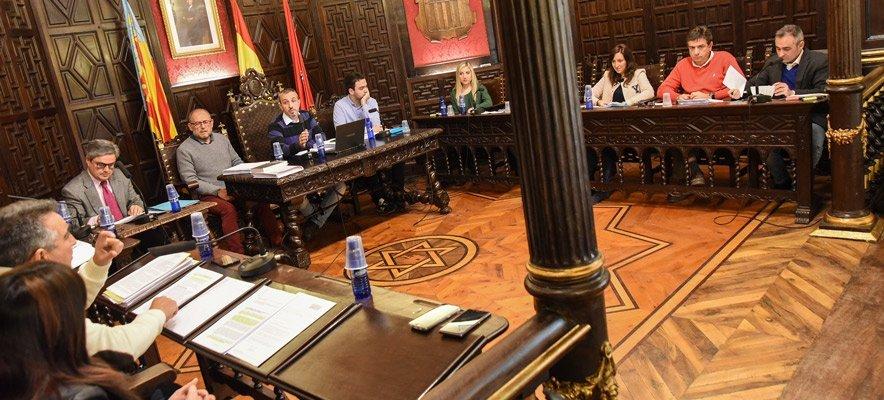 Segorbe aprueba los presupuestos de 2017