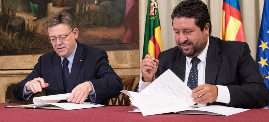 Acuerdo entre Diputación y Generalitat en materia forestal