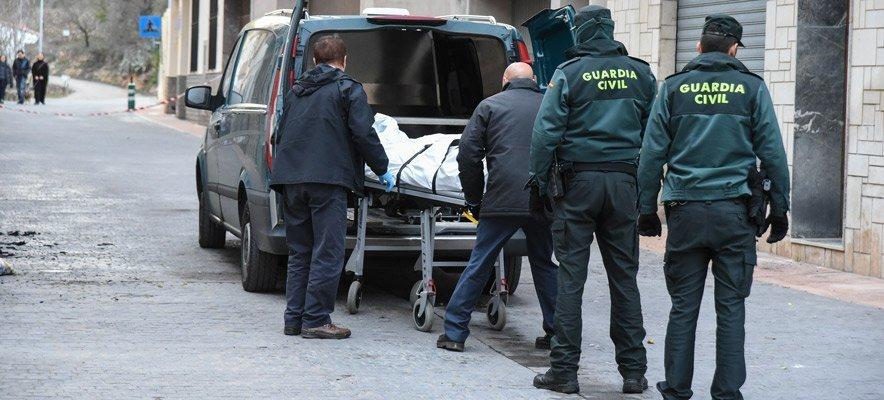 El fallecido en el incendio de Algimia murió por inhalación de humo