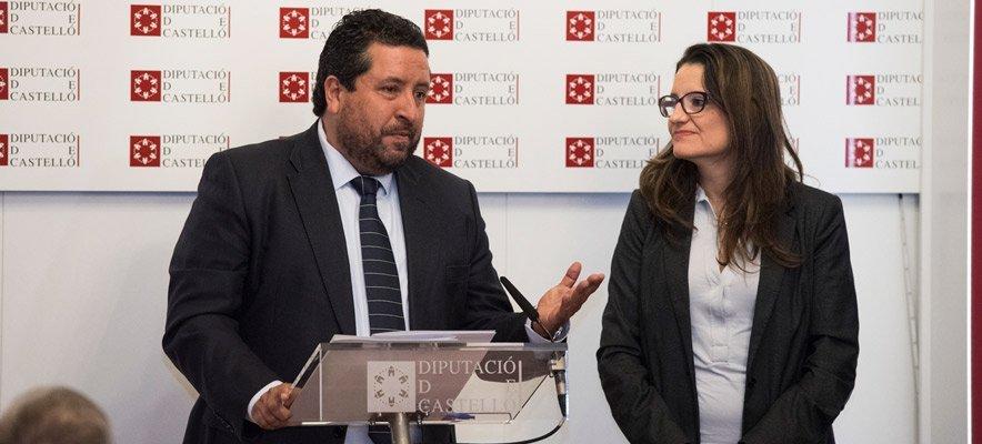Diputación y Generalitat acuerdan mejorar servicios