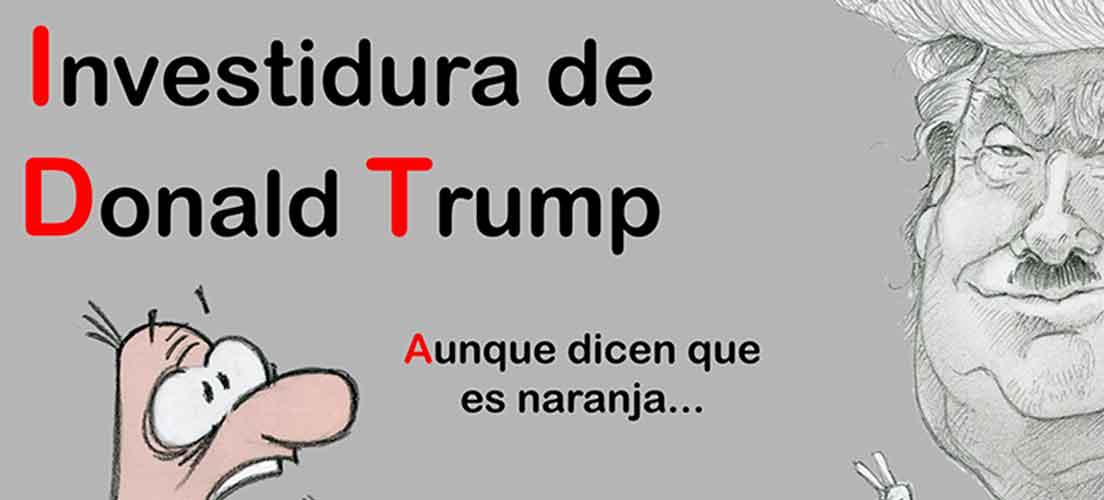Investidura de Donald Trump en GUASApS