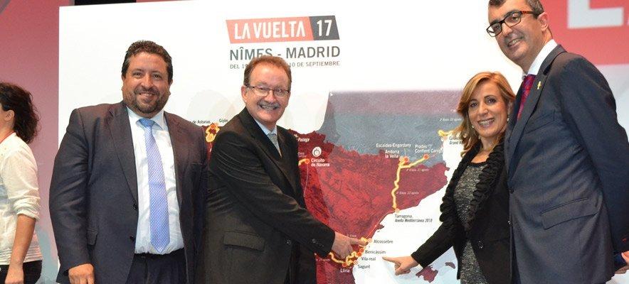 La Vuelta a España es motor de crecimiento y desarrollo