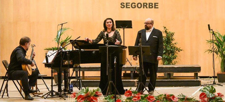 Éxito de la Gala Lírica en favor del Centro Fray Luis Amigó