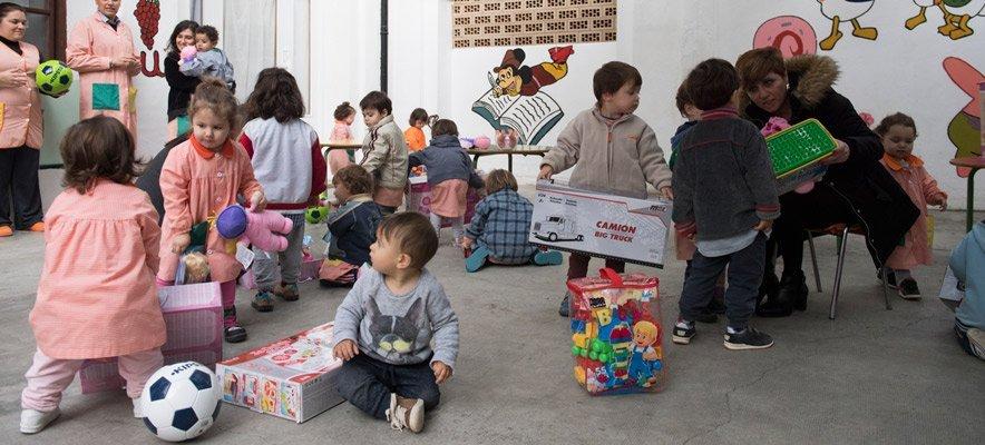 Diputación regala cartas a los Reyes a 12 pueblos del Palancia