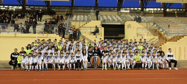 CD Segorbe presenta su escuela de fútbol